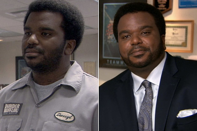 See 'The Office' Characters Then And Now