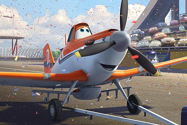 'Planes' Trailer: Dane Cook Gets Animated for Disney