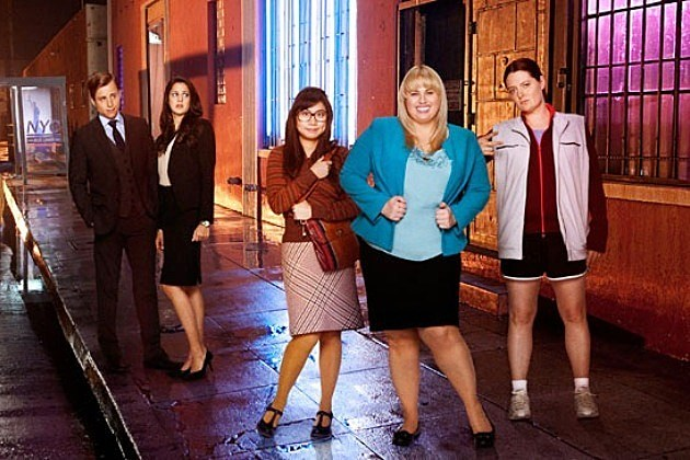 ABC Pickup 2013 Once Upon A Time in Wonderland Rebel Wilson
