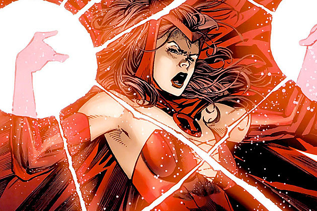 Avengers 2 Scarlet Witch