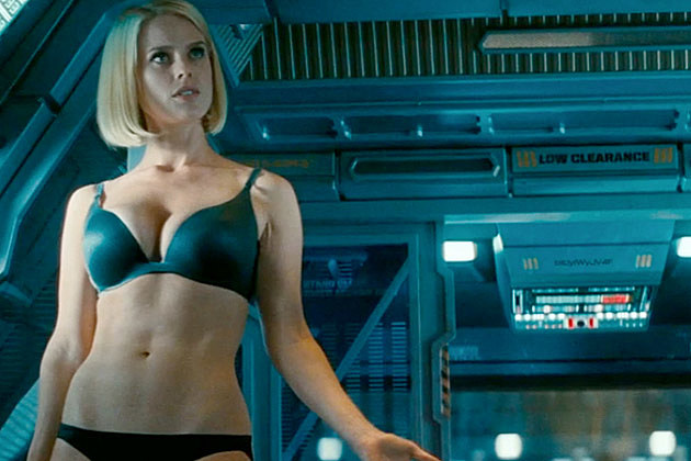 Star Trek Into Darkness underwear