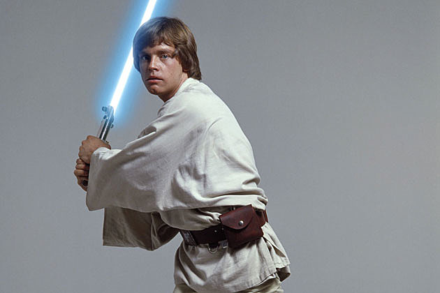 Star Wars 7 Luke Skywalker