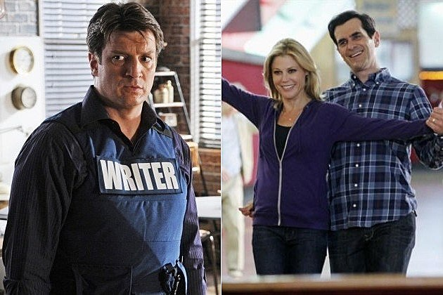 ABC Renewal 2013 Castle Modern Family Once Upon A Time