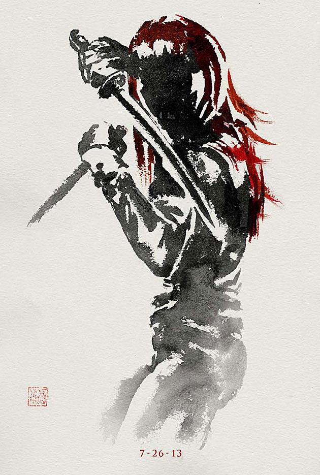 Wolverine Poster Yukio