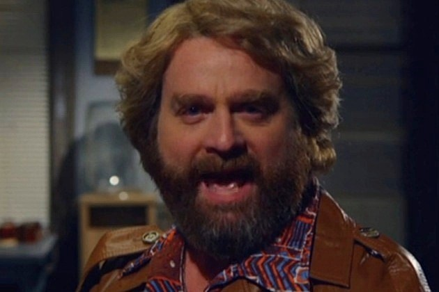 SNL Zach Galifianakis Kanish Unaired