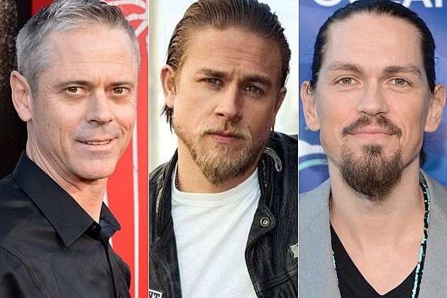 Sons of Anarchy Season 6 C Thomas Howell Steve Howey