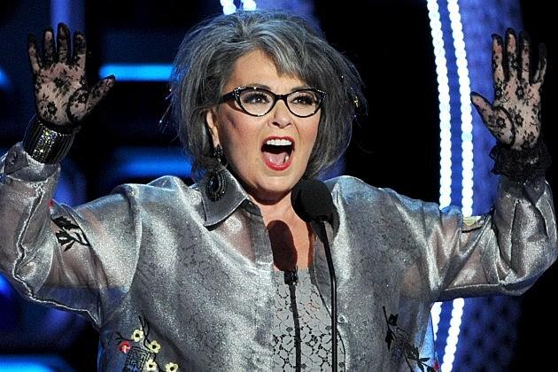 NBC Roseanne Barr 10 90 Sitcom Linda Wallem