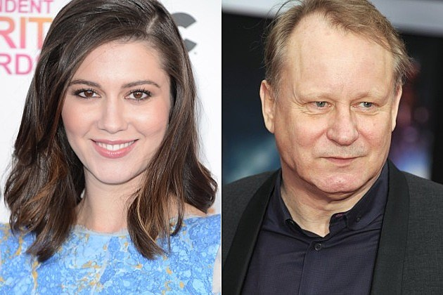 Cinemax Quarry Mary Elizabeth Winstead Stellan Skarsgard