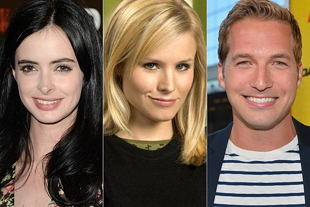 Veronica Mars Movie Krysten Ritter Ryan Hansen Dick Gia