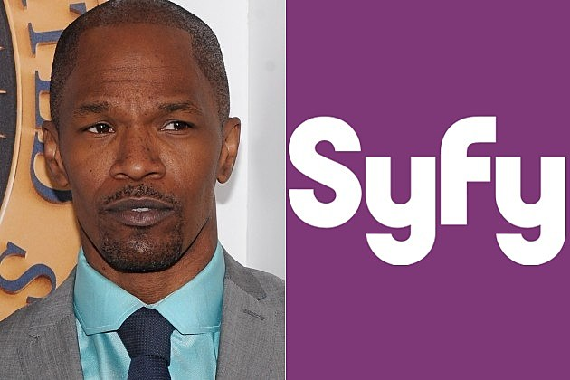 Jamie Foxx Syfy Horror Miniseries Postponed
