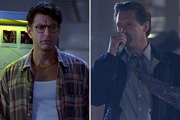 Jeff Goldblum, Bill Pullman