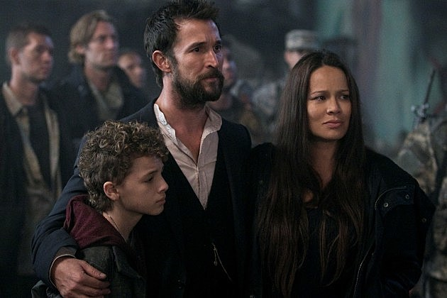 Falling Skies Season 3 Review Badlands