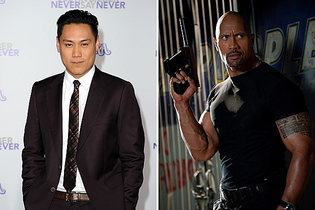 Jon M. Chu, Dwayne Johnson