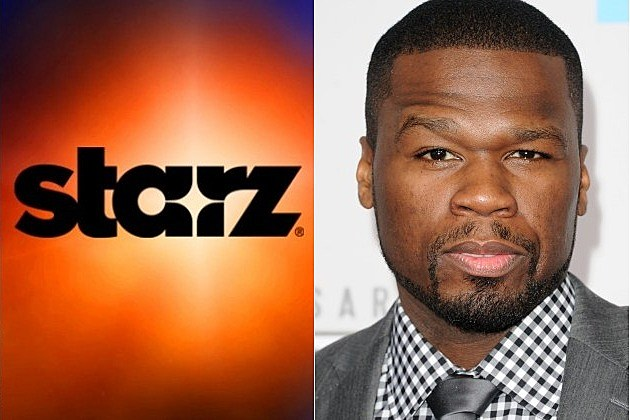 Starz 50 Cent Power Series