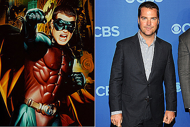 Chris O'donnell Batman Forever