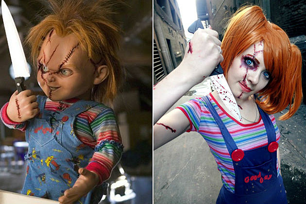 Child's Play cosplay