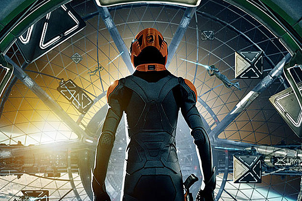 "'Ender's Game' Trailer: Harrison Ford Asks if ""You're the One"""