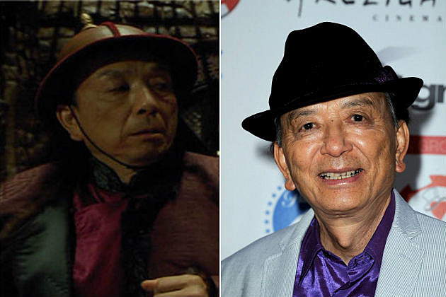 James Hong The Shadow