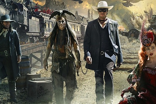 10 Things You Didn't Know About 'The Lone Ranger'