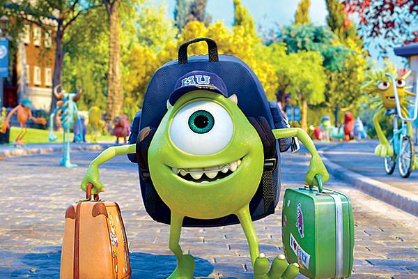 Weekend Box Office Report: 'Monsters University' Schools 'World War Z'