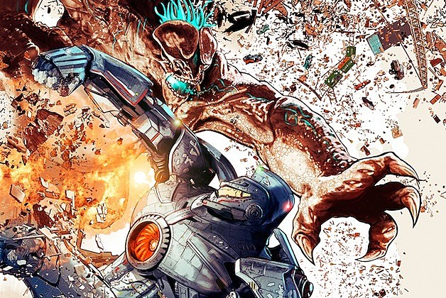 New 'Pacific Rim' IMAX Poster: Find Out How to Score This ... Pacific Rim Imax Poster