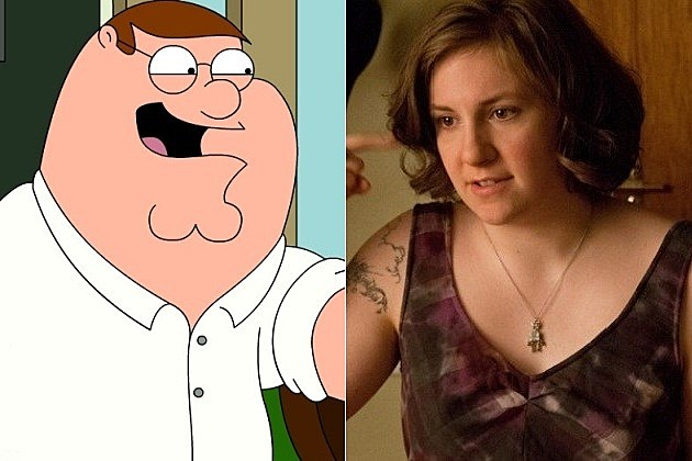 Family Guy Girls Emmy Consideration