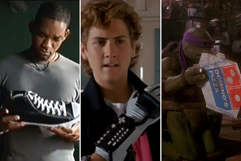 10 Painfully Obvious Examples Of Product Placement In Movies