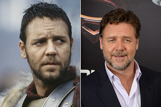 See the Cast of 'Gladiator' Then and Now