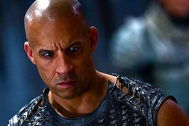 Vin Diesel Says His 'H...