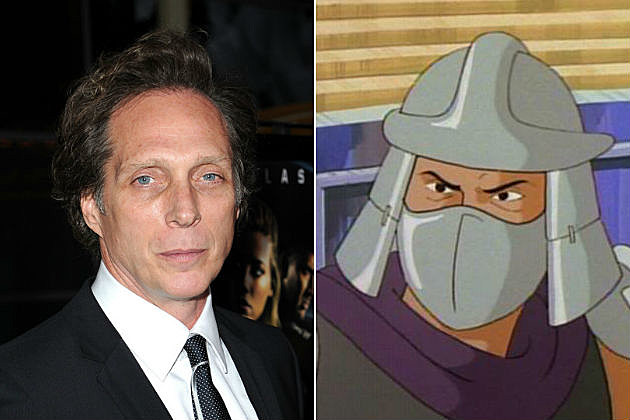 William Fichtner Teenage Mutant Ninja Turtles