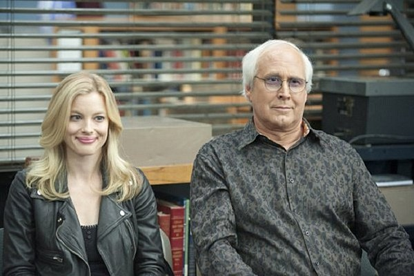 'Hot Tub Time Machine 2′ Borrows From 'Community,' Adds Gillian Jacobs and Chevy Chase