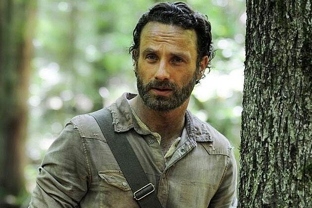 The Walking Dead Season 4 Spoilers Rick Hand