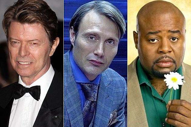 Hannibal Season 2 David Bowie Chi McBride Barney