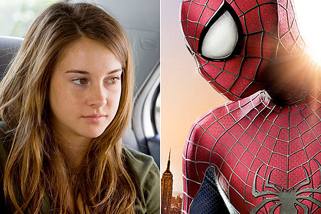 Amazing Spider Man 2 Mary Jane