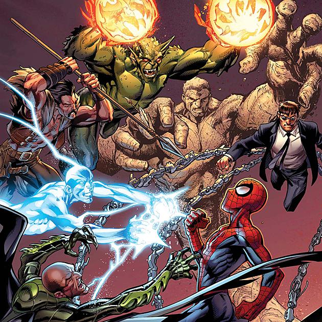 'Amazing Spider-Man 3' Villain(s) Already Revealed? Major ...