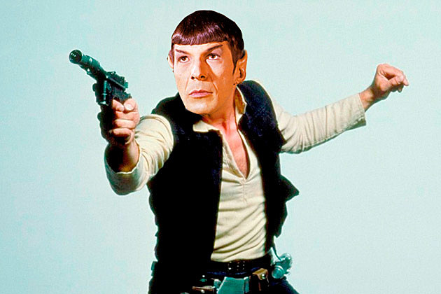 Star Wars Episode 7 Spock