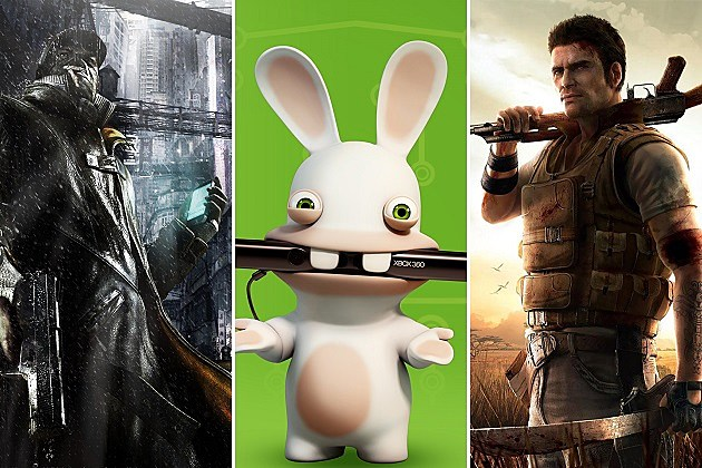 'Watch Dogs,' 'Rabbids,' 'Far Cry'