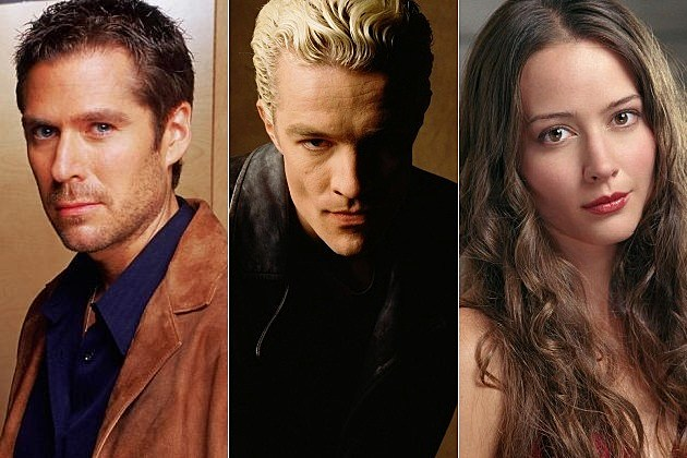 Joss Whedon Firefly Season 2 Amy Acker James Marsters Alexis Denisof