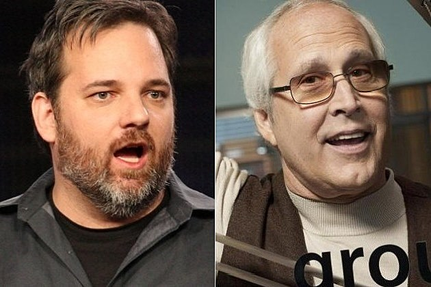 Community Season 5 Dan Harmon Chevy Chase