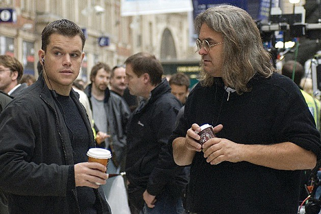 PAUL GREENGRASS, MATT DAMON