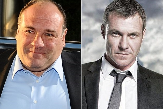 HBO James Gandolfini Criminal Justice Recast Transporter