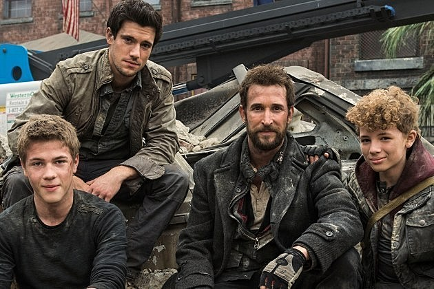 Falling Skies Season 4 Episode Order 12