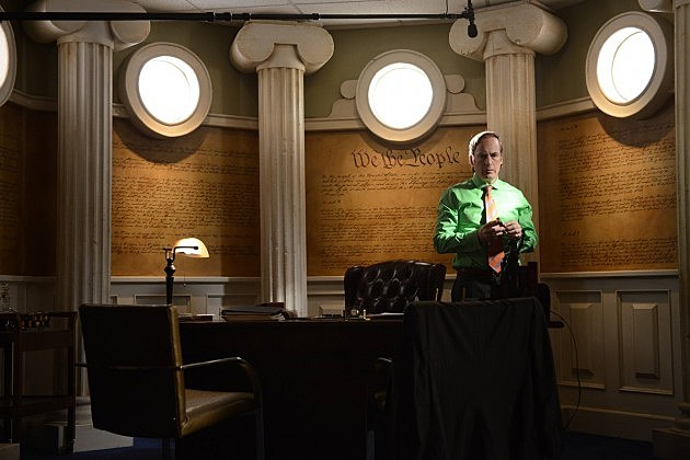 Breaking Bad Season 5 Final Premiere Blood Money Photos