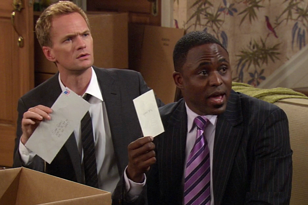 How I Met Your Mother Final Season 9 Wayne Brady James