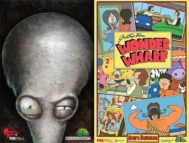Comic-Con 2013: FOX Posters for 'Bones,' 'Almost Human ...