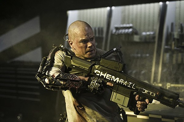 See the Cast of 'Elysium' Then and Now