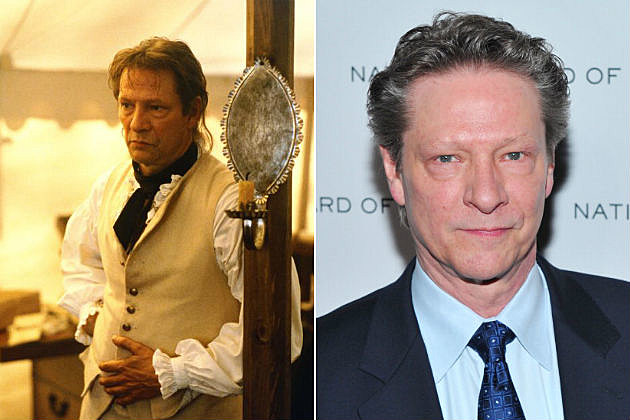 Patriot Chris Cooper