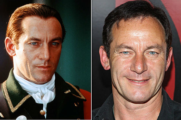 Patriot Jason Isaacs
