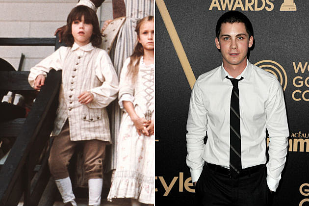 Patriot Logan Lerman