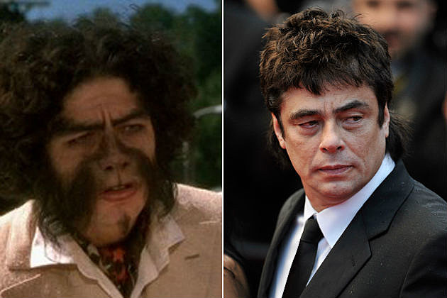 Pee Wee Benicio Del Toro